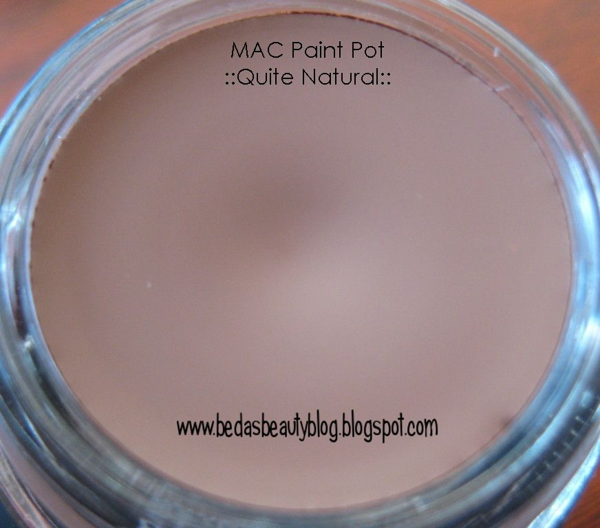 MAC Paint Pot - Quite Natural