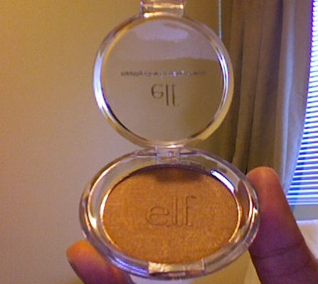 E.L.F. Healthy Glow Bronzing Powder -- Sunkissed