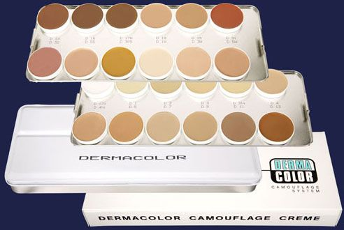 Kryolan DERMACOLOR Camouflage Cream