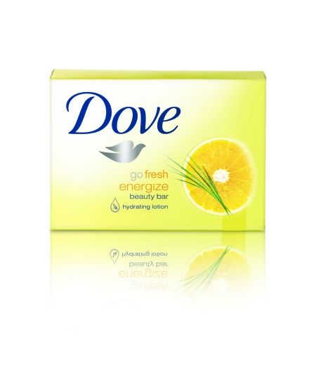 Dove Go Fresh Beauty Bar - Energize Grapefruit and Lemongrass