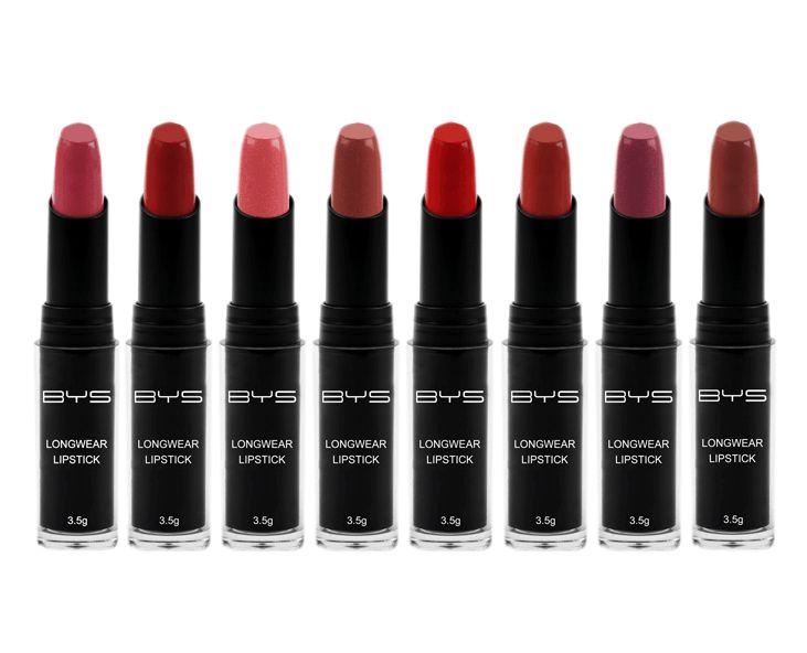 BYSLongwear Lipstick in Red Alert