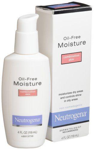 Neutrogena Neutrogena Combination skin moisturizer