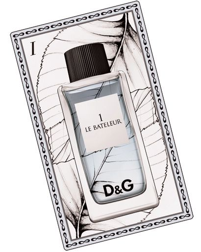 Dolce & Gabbana Fragrance Anthology - 1 - Le Bateleur (The Magician)