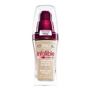 L'Oreal Infallible 16hr foundation