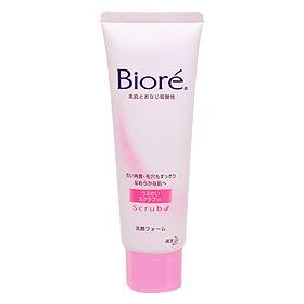 Biore Scrub Facial Foam