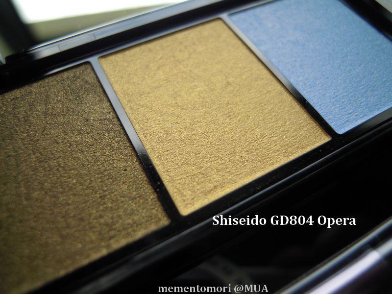 Shiseido  GD804 - Opera Trio