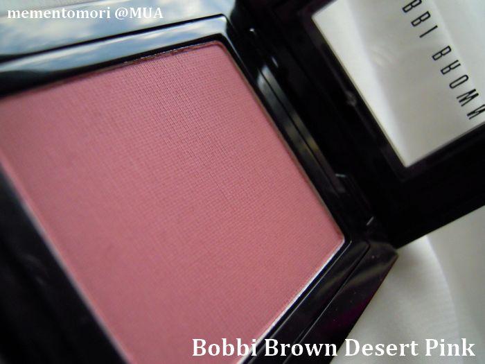 Bobbi Brown desert pink