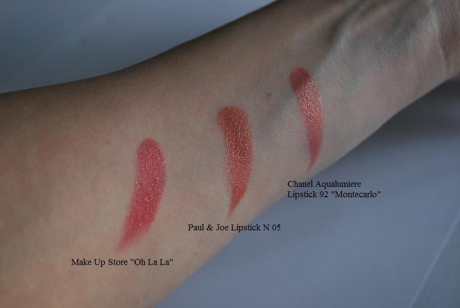 Chanel Monte-Carlo Aqualumiere Sheer Colour Lipshine #92
