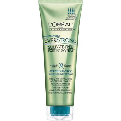 L'Oreal EverStrong Hydrating shampoo