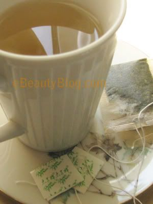 Green Tea Tea-Bag Toner