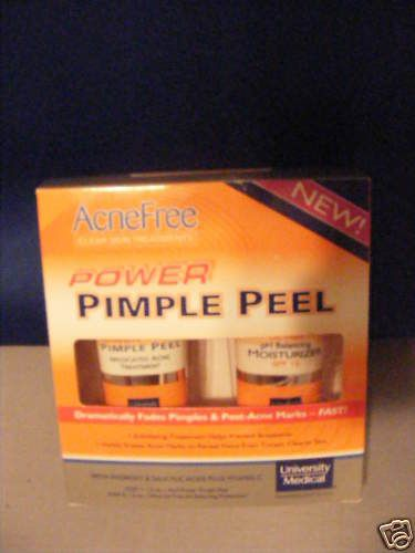University Medical AcneFree Oil-Free pH Balancing Moisturizer, SPF 15