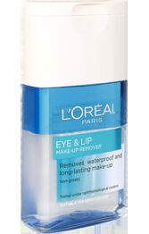 L'Oreal Eye & Lip Make-up Remover