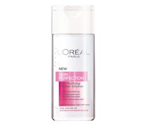 L'Oreal Skin Perfection 3 in 1 purifying micellar solution