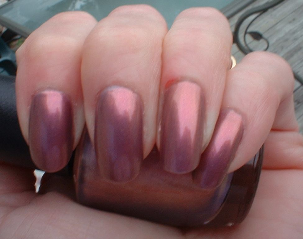OPI Merryberry Mauve