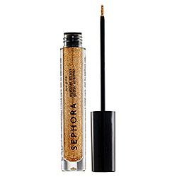 Sephora  Glitter Eyeliner in Gold