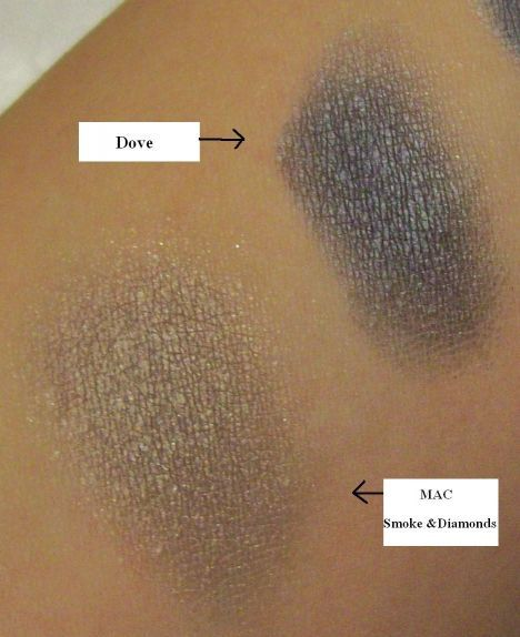 Cargo PlantLove eyeshadow - Dove