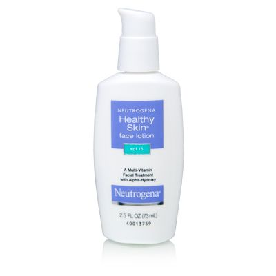 Neutrogena facial peel review