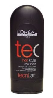 L'Oreal techni.art Hot Style Iron Finish