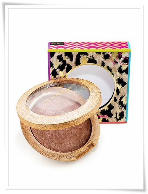 Victoria's Secret Mineral Bronzing Powder in Wild Thing