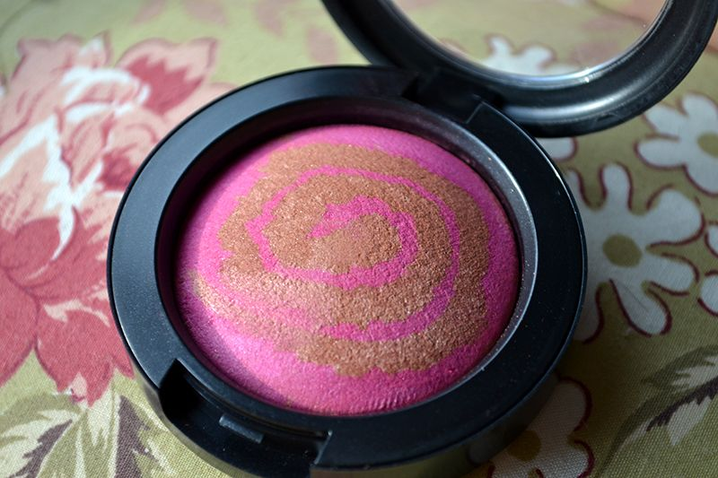 MAC Mineralize Blush in Supernova