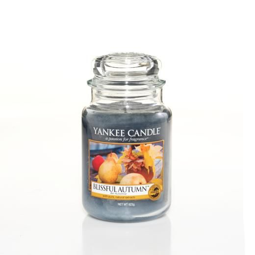 Yankee Candles Blissful Autumn