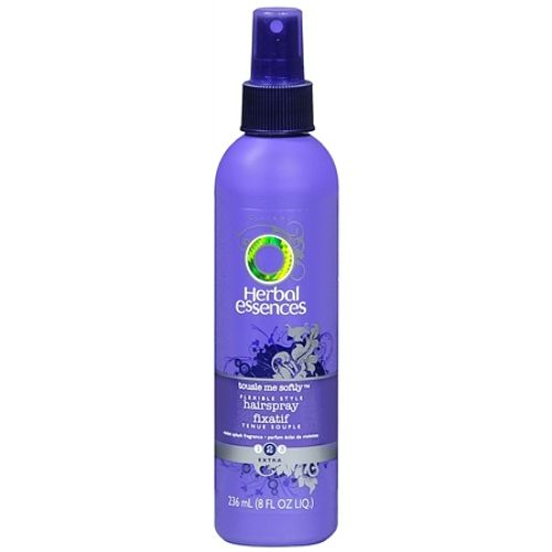 Clairol Herbal Essences Tousle Me Softly Hairspray