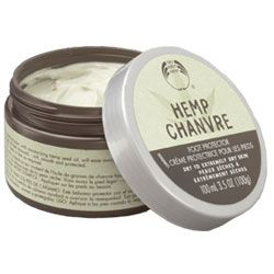 The Body Shop Hemp Foot Cream