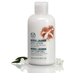 The Body Shop Neroli Jasmin Body Lotion