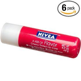 Nivea A Kiss of Flavor Cherry