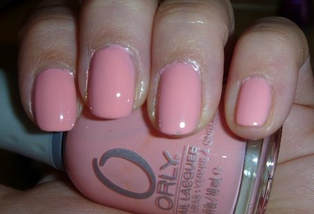 Orly Cotton Candy