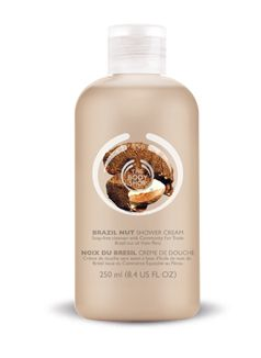 The Body Shop Brazil Nut Shower Cream