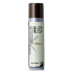 The Body Shop Hemp lip conditioner (stick)