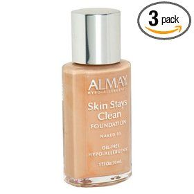 Almay Skin Stays Clean [DISCONTINUED]