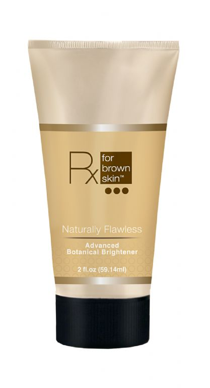 Rx for Brown Skin - Naturally Flawless Advanced Botanical Brightener