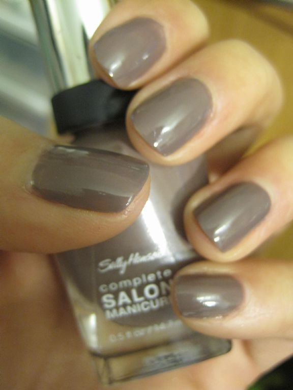 Sally Hansen Complete Salon Manicure - Commander in Chic
