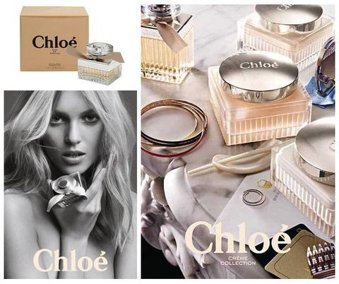 Chloe Perfumed Body cream