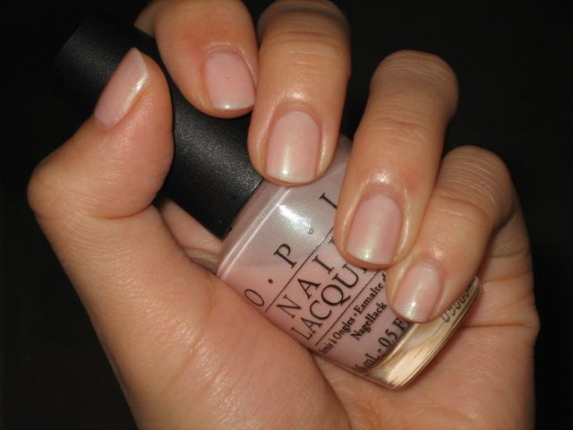 OPI Isn't it Romantic?