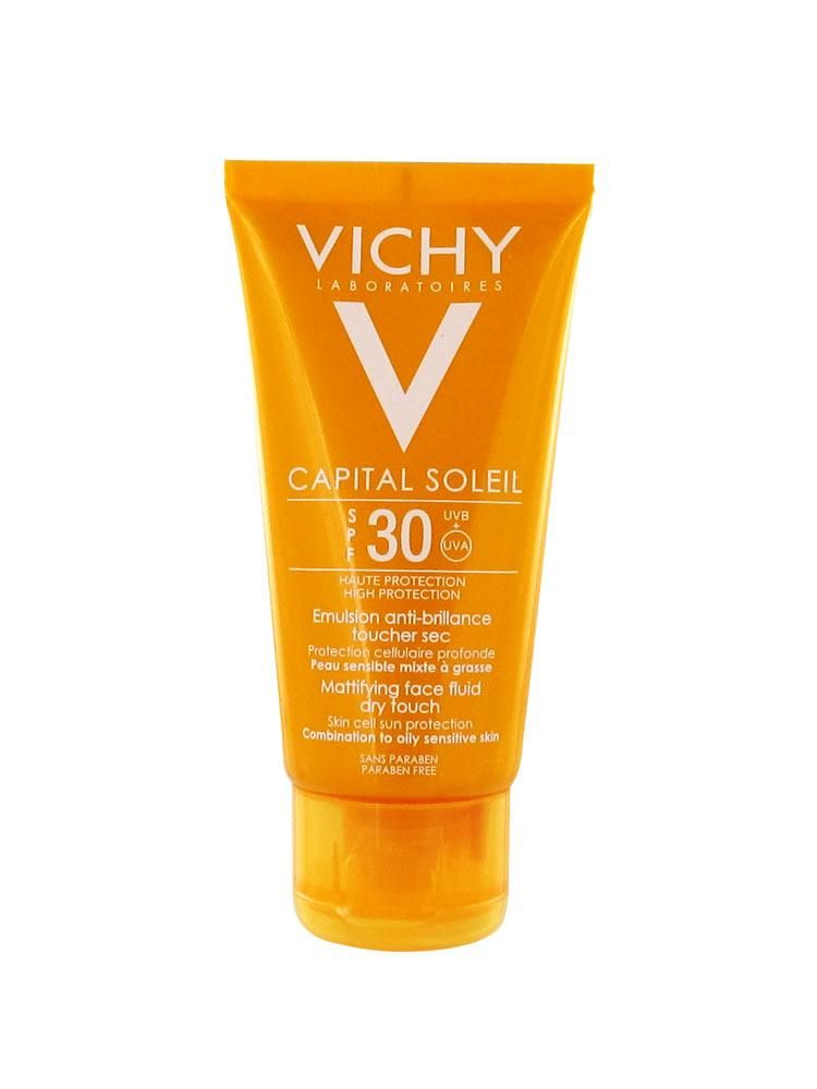 Vichy Capital Soleil SPF 30 Face Emulsion Dry Touch