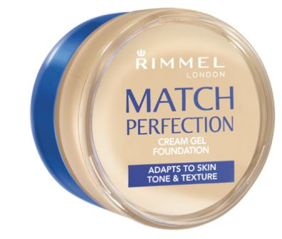 Rimmel Match Perfection Cream Gel [DISCONTINUED]