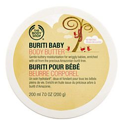 The Body Shop Buriti Baby Body Butter