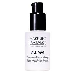 Make Up For Ever ALL MAT Matifying Base