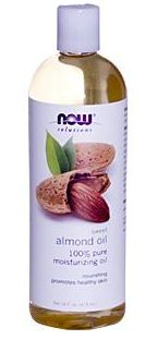 NOW Sweet 100% Pure Almond Oil
