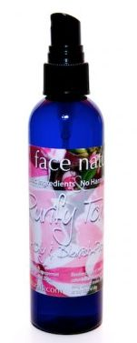 Face Naturals Organic Purify Toner for Oily and Blemish-Prone Skin