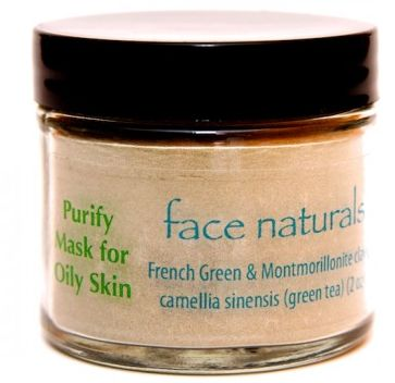 Face Naturals Purify Mask for Oily and Blemish-Prone Skin