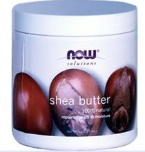 NOW Solutions 100% Natural Shea Butter