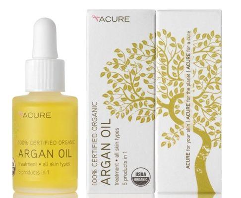 Acure Organics 100% USDA Moroccan Argan Oil