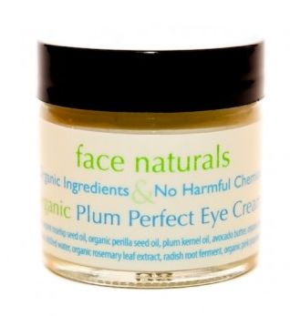 Face Naturals- Plum Perfect Eye Cream