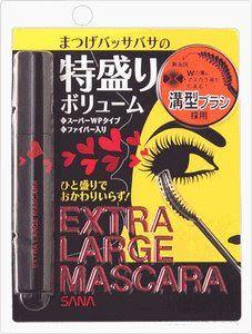 Sana Extra Large Mascara