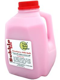 Fresh Body Market Strawberry Milk Bath
