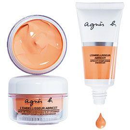 Agnes B. Apricot Complexion Enhancer / L'Embellisseur Abricot